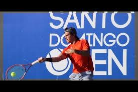 Open de tenis entra en octavos de final en la República Dominicana