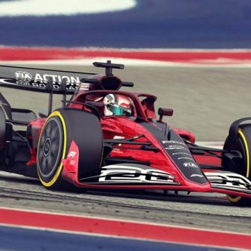 La Fórmula 1 enseña el futuro: así serán los coches desde 2021