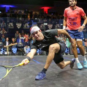 Diego Elías avanzó a semifinales del US Open de Squash tras vencer al cuarto del mundo.