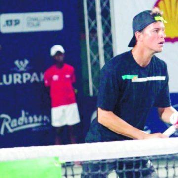 Mena y Facundo ganan en dobles masculino Open de Tenis 2019.