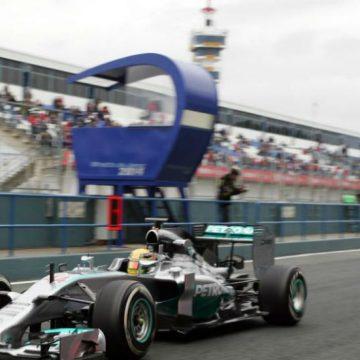 Jerez reactiva su vuelta a la Fórmula 1