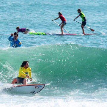 Chileno Felipe Pizarro obtuvo plata y bronce en Surf Internacional ALAS 2019