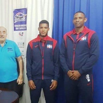 Remero dominicano busca en Chile pase a Juegos Tokio 2020