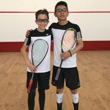 Clasificó el squash a 8 elementos a Juegos Nacionales