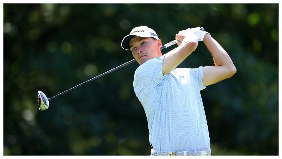 El gemelo Rasmus Hojgaard es el golfista del año en Europa