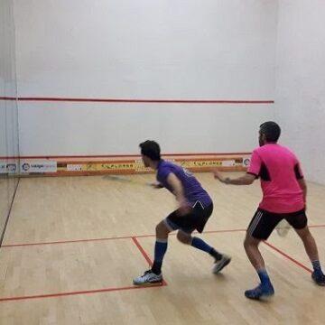 El Cuenca Squash Club acogerá dos de los campeonatos nacionales de squash
