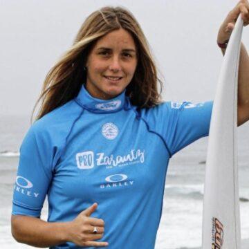 El inesperado positivo por coronavirus de la surfista Leticia Canales