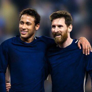 Messi y Neymar, en equipo del año de Liga de Campeones sin Cristiano