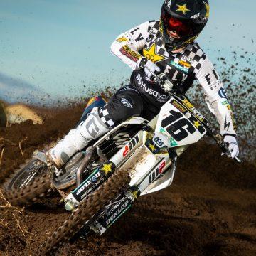 Ozborne continuó Paso arrollador en 450Cc Motocross de Michigan
