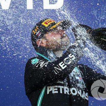 Bottas gana 2do GP Fórmula 1 del año en Rusia