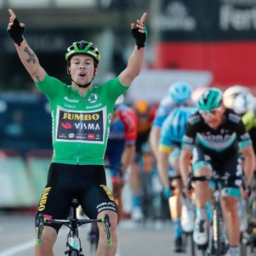 Roglic y Caparaz empatados en etapa 10 antes de la «Gran Subida» en Vuelta  España 2020