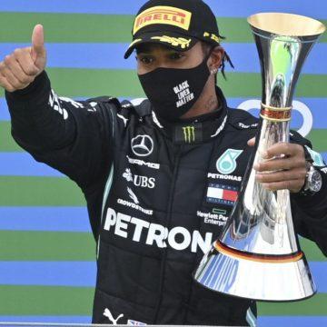 Hamilton gana en Alemania y empata con schumacher con 91 victorias