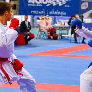 Atletas del 6 países reiniciaron competencias de Karate en el Abierto Internacional Polonia 2020