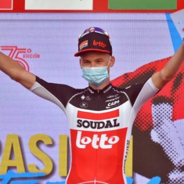 Wellens gana etapa 5 y se convierte en nuevo Rey de la montaña Vuelta España