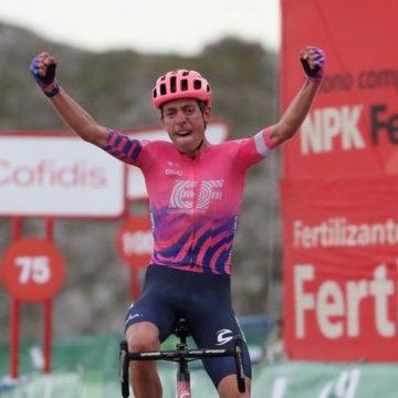 Hugh Carthy gana etapa 12 Vuelta a España