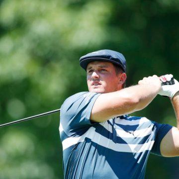 Bryson DeChambeau es favorito para Master de Augusta