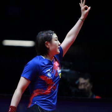 Chen Meng espera batir récords por cuarto título individual femenino consecutivo en las Finales de la ITTF de Bank of Communications 2020