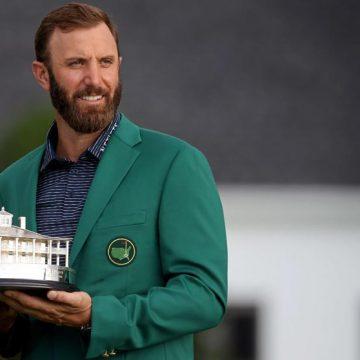 """Dustin Johnson se pone """"La Chaqueta Verde"""", campeón del Master de Augusta"""