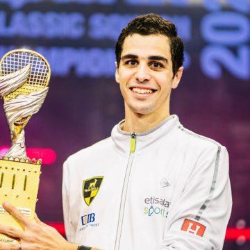 Farag gana Squash de Qatar