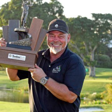 Darren Clarke gana el golf Timbertech Championship