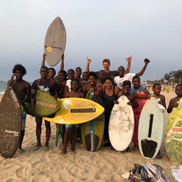 International Surfing Association apoya a 11 Federaciones Nacionales con fondos de Solidaridad