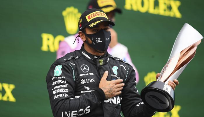 Hamilton gana en Turquía y sentencia campeonato F1 2020 igualando a Schumacher