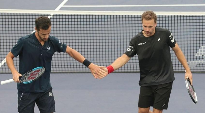 Pavic y Soares debutan con victoria en Nitto ATP Finals 2020