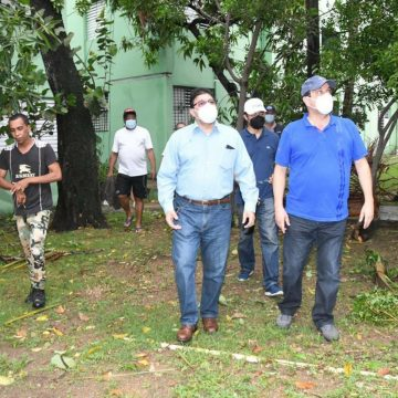 Ministro de Deportes reparará Villa Olímpica
