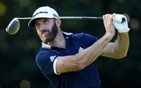 Johnson, Thomas, Ancer y Smith toman delantera empate en día 2 del Masters de Golf de Augusta