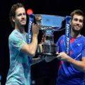 Copa Nitto ATP,12 años de éxito en Londres