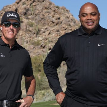 Mikelson y Barkley ganan el Golf Capital One 2020