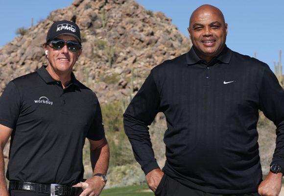 Mikelson y Barkley ganan el Golf Capital One 2020
