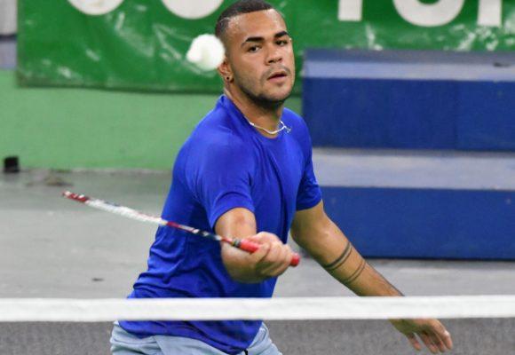Bádminton RD asegura cinco bronce en Santo Domingo Open