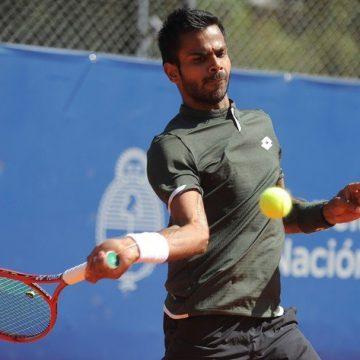 Sumit Nagal sorprende a Cristian Garín en tennis ATP de Buenos Aires
