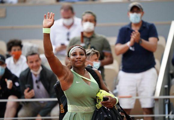 Serena le dice «ADIOS» al Roland Garros 2021