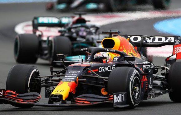 Verstapen le da 3era victoria consecutiva  a Red Bull en Fórmula 1 de Francia
