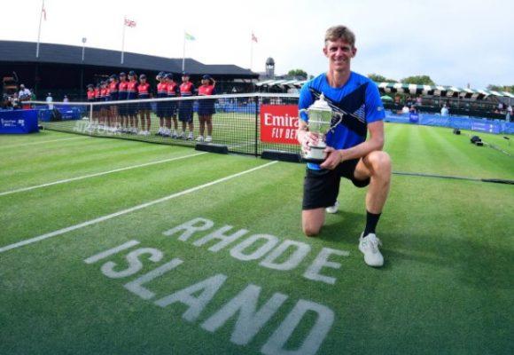 Anderson vuelve a la ruta del triunfo con título en Tenis Salón de la Fama
