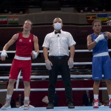 Boxeadora Maria Moronta se aferra a su sueño de medalla en Olimpiada Tokio 2021