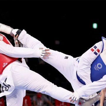 Taekwandoista Katherine Rodriguez pierde repechaje Olimpiadas Tokio 2021