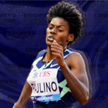 Corredora Marileidy Paulino volvió a ganar en 400mts Liga Diamante