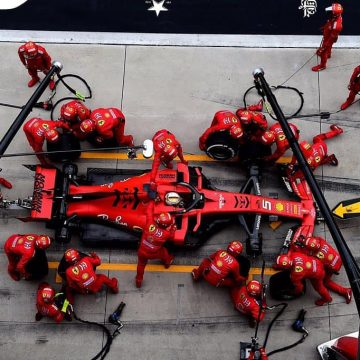 Buenas noticias para Ferrari