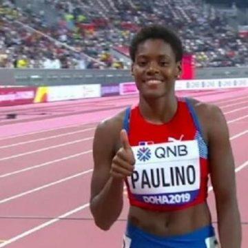 Dominicana Marileidy Paulino clasificó a semifinal 400 planos en Olimpiadas Tokio 2021