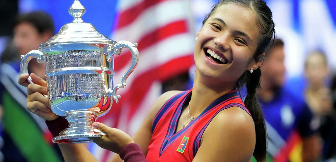 Raducanu hace historia, gana el US Open 2021 desde la Qualy