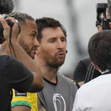 BRASIL VS. ARGENTINA SE SUSPENDE POR INTERVENCIÓN SANITARIA