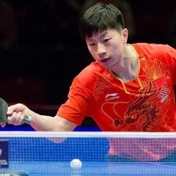 ¿Es Ma Long el más grande en la historia del tenis de mesa?