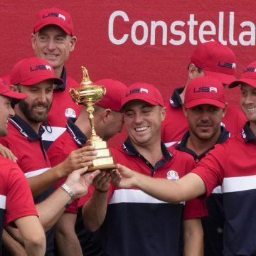 TEAM USA NO DIO OPCIONES A EUROPA EN RYDER CUP