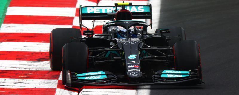 GP Turquía F1: Bottas gana, Hamilton sufre