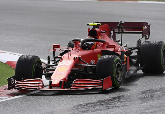 Ferrari admite su falló con Sainz en Turquía