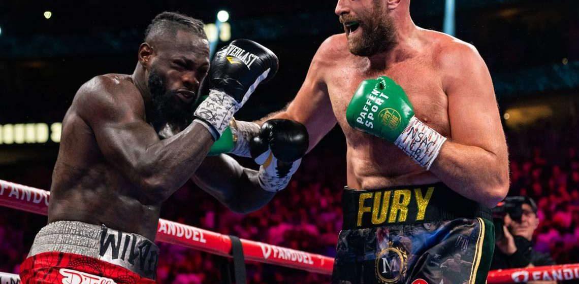 Las claves de la victoria de Fury