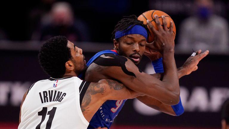 Nets cortan a Irving hasta que se vacune